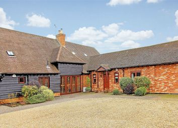Thumbnail 5 bed mews house for sale in Pyrford Road, Pyrford, Surrey