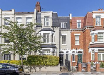 Thumbnail 5 bed terraced house for sale in Rostrevor Road, London
