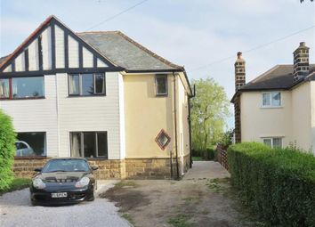 Thumbnail 3 bed semi-detached house for sale in 380, Worksop Road, Mastin Moor, Chesterfield, Derbyshire