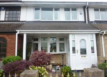Thumbnail 3 bed property to rent in Chepstow Road, Walsall