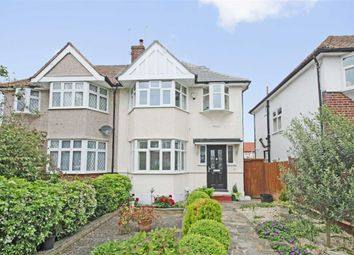 Thumbnail 3 bed semi-detached house for sale in Crane Way, Whitton, Twickenham