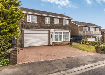 Thumbnail 5 bed detached house for sale in Eastfields Road, School Aycliffe, Newton Aycliffe, Durham