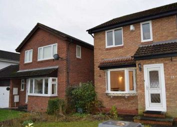 Thumbnail 3 bed detached house to rent in Crookburn Close, Carlisle