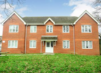 Thumbnail 1 bed flat for sale in Hawkers Close, Totton, Southampton