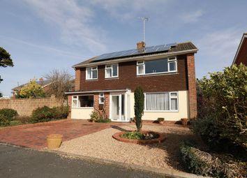 Thumbnail 4 bed detached house for sale in Chalfont Close, Middleton-On-Sea, Bognor Regis