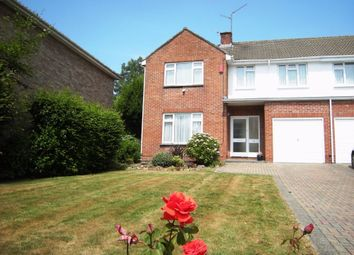 Thumbnail 4 bed semi-detached house to rent in Brynderwen Close, Cyncoed, Cardiff