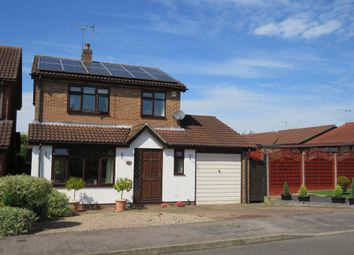 Thumbnail 3 bed detached house for sale in Briar Close, Blackfordby, Swadlincote