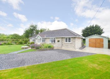 Thumbnail 3 bed detached bungalow for sale in Station Road, Ningwood, Newport