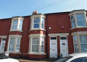 Thumbnail 2 bed terraced house to rent in Paterson Street, Birkenhead