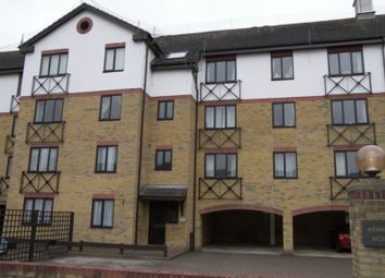 Thumbnail 2 bed flat to rent in Rivergate, Peterborough