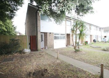 Thumbnail 3 bed end terrace house to rent in Hollycroft Close, Sipson, West Drayton