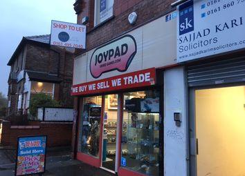 Thumbnail Retail premises to let in Barlow Moor Rd, Chorlton