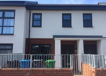 Thumbnail 2 bed terraced house to rent in Trautmann Close, Manchester
