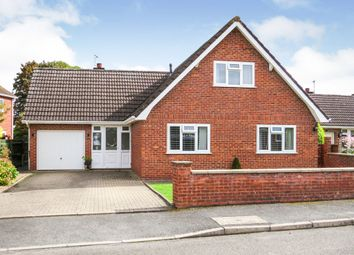 Thumbnail 4 bedroom detached house for sale in Yew Tree Gardens, Hereford