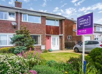 3 bed semi-detached house for sale in High Mead, Fareham PO15