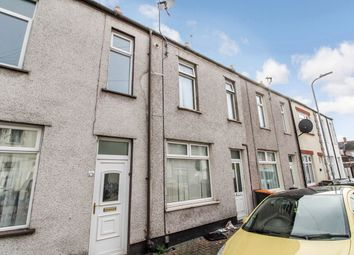 Thumbnail 2 bedroom terraced house for sale in Henson Street, Newport