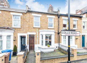 Thumbnail 3 bed terraced house for sale in Colls Road, Peckham, London