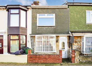 Thumbnail 3 bed terraced house for sale in Heidelberg Road, Southsea, Hampshire
