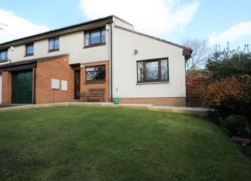 Thumbnail 4 bedroom end terrace house for sale in Rannoch Grove, Edinburgh