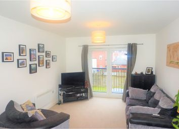 Thumbnail 2 bed flat for sale in 4 Houseman Crescent, Manchester