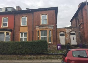 Thumbnail Semi-detached house for sale in Huntley Road, Fairfield, Liverpool