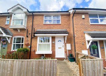 Thumbnail 2 bed terraced house for sale in Dodington Close, Barnwood, Gloucester