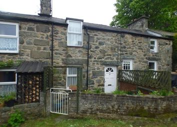 Thumbnail 2 bed terraced house for sale in Grogan Terrace, Harlech, Gwynedd
