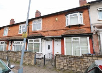 Thumbnail 3 bedroom terraced house for sale in Victoria Road, Handsworth