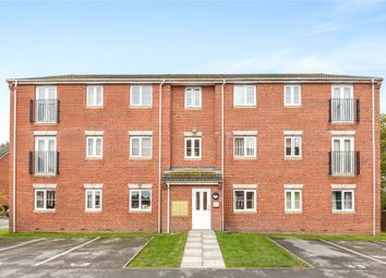 Thumbnail 2 bed flat for sale in Heather Gardens, North Hykeham