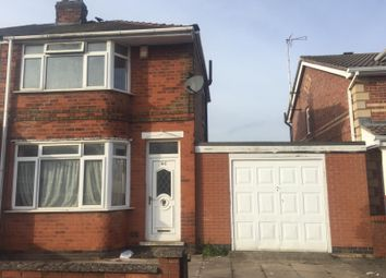 3 bed semi-detached house to rent in Roseway, Leicester LE4