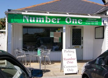 Thumbnail Restaurant/cafe for sale in Azara Parade, Chichester
