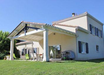 Thumbnail 8 bed detached house for sale in Chevanceaux, Montlieu-La-Garde, Jonzac, Charente-Maritime, Poitou-Charentes, France