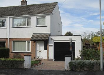 Thumbnail 3 bed semi-detached house to rent in Rose Lane, Cockermouth