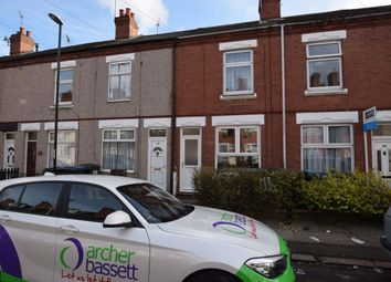 2 bed terraced house to rent in Hastings Road, Stoke, Coventry CV2