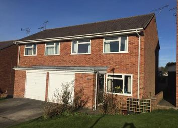 Thumbnail 3 bed semi-detached house for sale in Yeovil, Somerset, United Kingdom