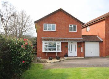 Thumbnail 4 bed detached house for sale in Mill Close, Nether Stowey, Bridgwater