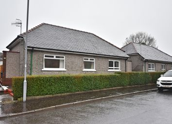 Thumbnail 1 bed semi-detached bungalow for sale in Fairrie Street, Greenock