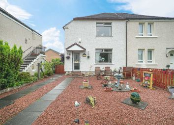 Thumbnail 2 bed semi-detached house for sale in Whitehaugh Avenue, Paisley
