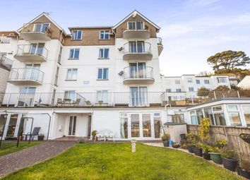 Thumbnail 2 bed flat for sale in Marine Drive, Looe, Cornwall