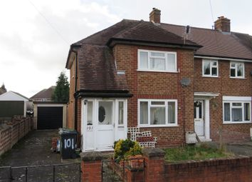 Thumbnail 3 bed end terrace house for sale in Queensway, Holmer, Hereford