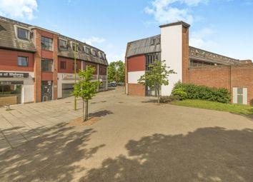 Thumbnail 1 bed flat for sale in Moors Walk, Welwyn Garden City