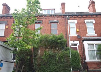 Thumbnail 4 bedroom terraced house for sale in Reginald Mount, Leeds