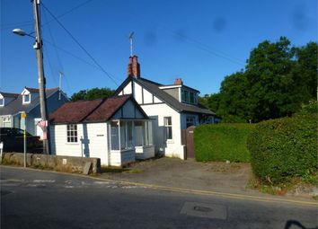 Thumbnail 3 bed detached bungalow for sale in Glenview, Felin Road, Aberporth, Cardigan, Ceredigion