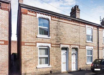 Thumbnail 3 bed end terrace house for sale in Cannon Street, Wisbech