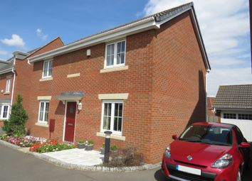 Thumbnail 4 bed detached house for sale in Old School Drive, Edwinstowe, Mansfield