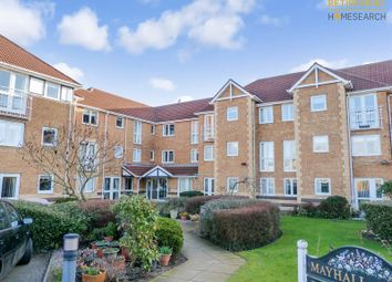 Thumbnail 1 bed flat for sale in Mayhall Court, Maghull