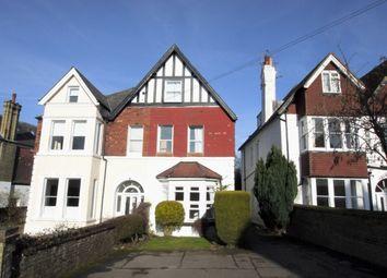 Thumbnail 2 bed flat for sale in Eardley Road, Sevenoaks