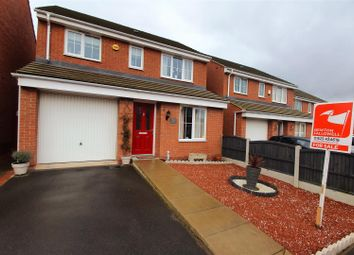 Thumbnail 3 bed detached house for sale in First Oak Drive, Clipstone Village, Mansfield