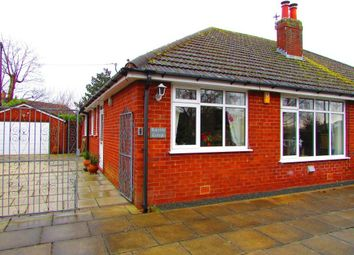 Thumbnail 2 bed bungalow to rent in School Road, Thornton-Cleveleys