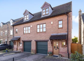 Thumbnail 3 bed semi-detached house for sale in Dyon Way, Bubwith, Selby